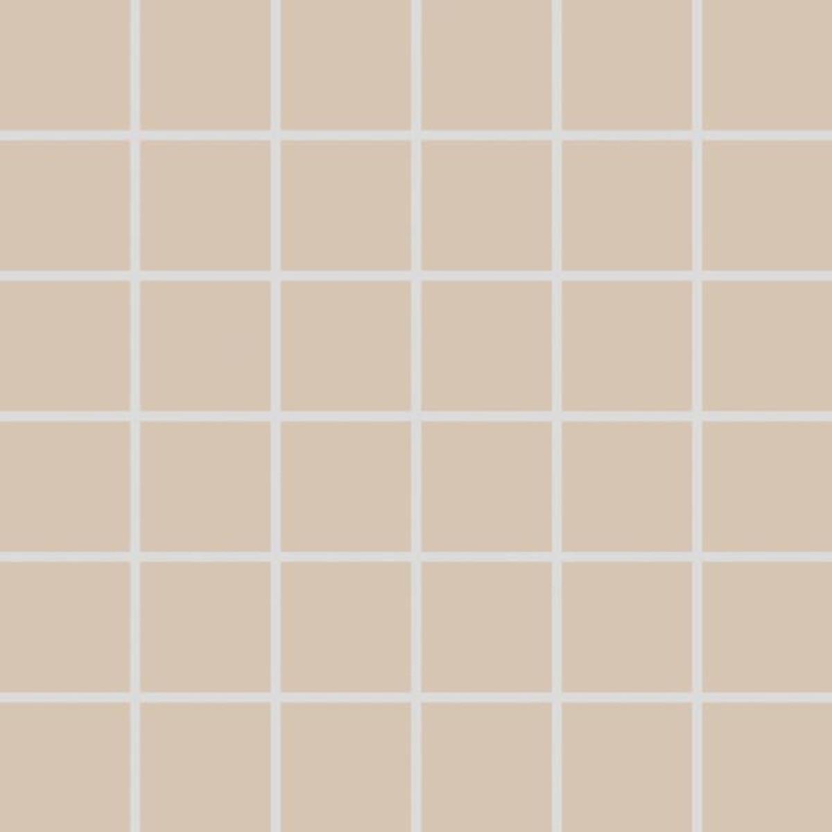 Mozaika Rako Color Two béžová 30x30 cm mat GDM05108.1