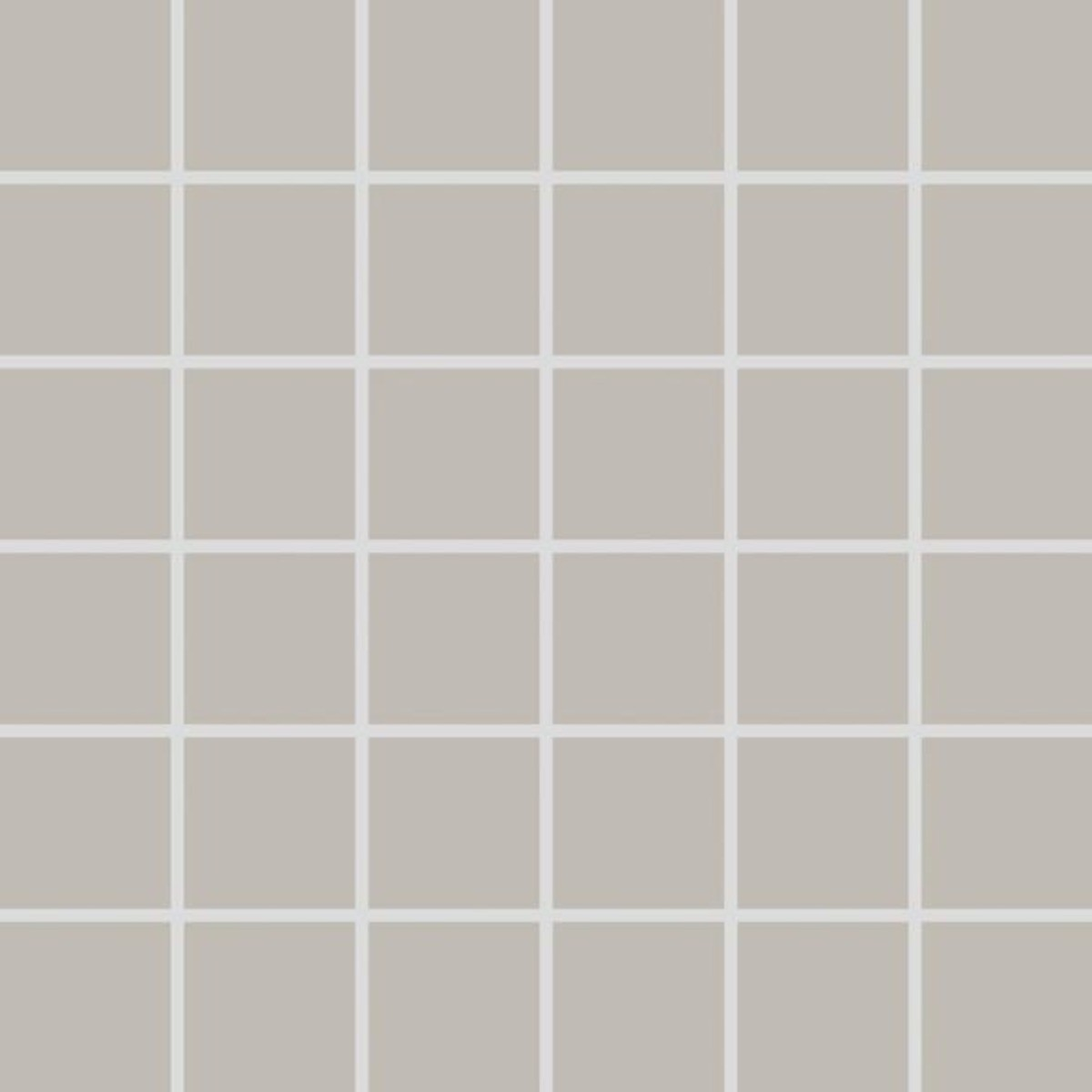 Mozaika Rako Color Two šedá 30x30 cm mat GDM05110.1