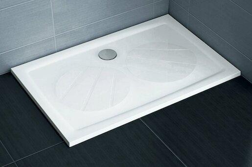 Sprchová vanička obdĺžniková Ravak Gigant 120x80 cm liaty mramor XA03G401010