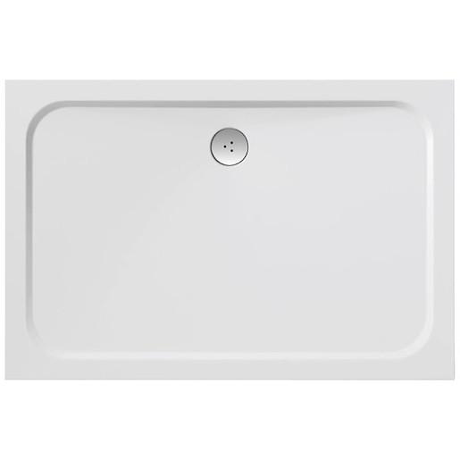 Sprchová vanička obdĺžniková Ravak Chrome 120x80 cm liaty mramor XA04G401010