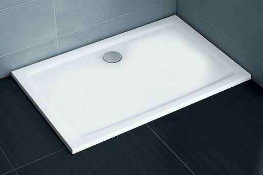 Sprchová vanička obdĺžniková Ravak Gigant 120x80 cm liaty mramor XA03G411010