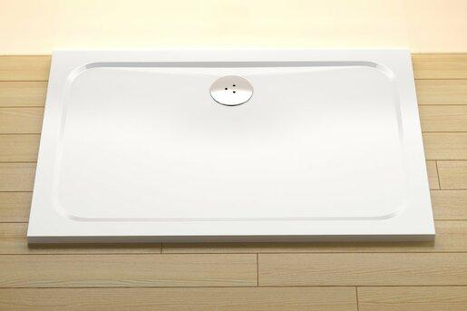 Sprchová vanička obdĺžniková Ravak Gigant 120x90 cm liaty mramor XA04G701010
