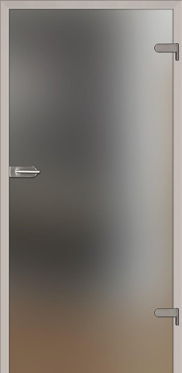 Sklenené dvere Naturel Glasa ľavé 60 cm matné GLASA1B60L