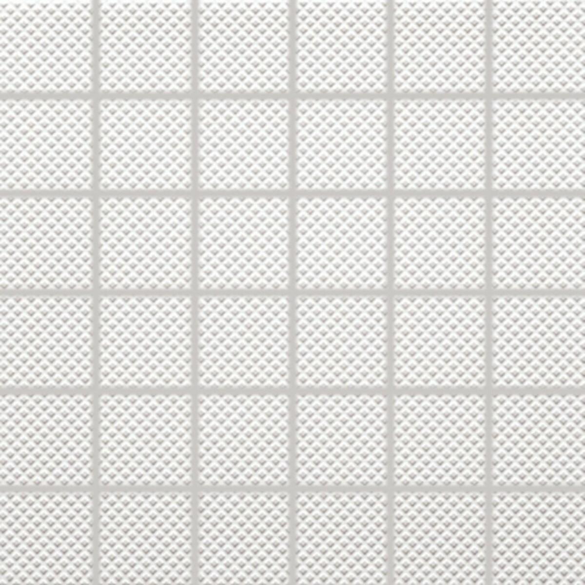 Mozaika Rako Color biela 30x30 cm mat GRS05623.1
