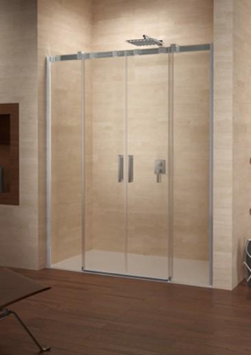 Sprchové dvere 160x195 cm Riho OCEAN 160 chróm lesklý GU0406100