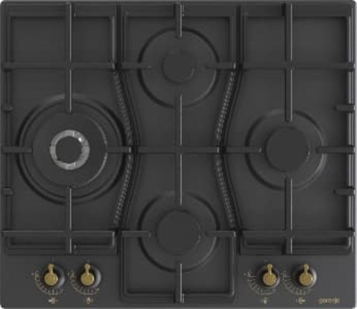 Plynová Varná doska Gorenje GW6D42CLB