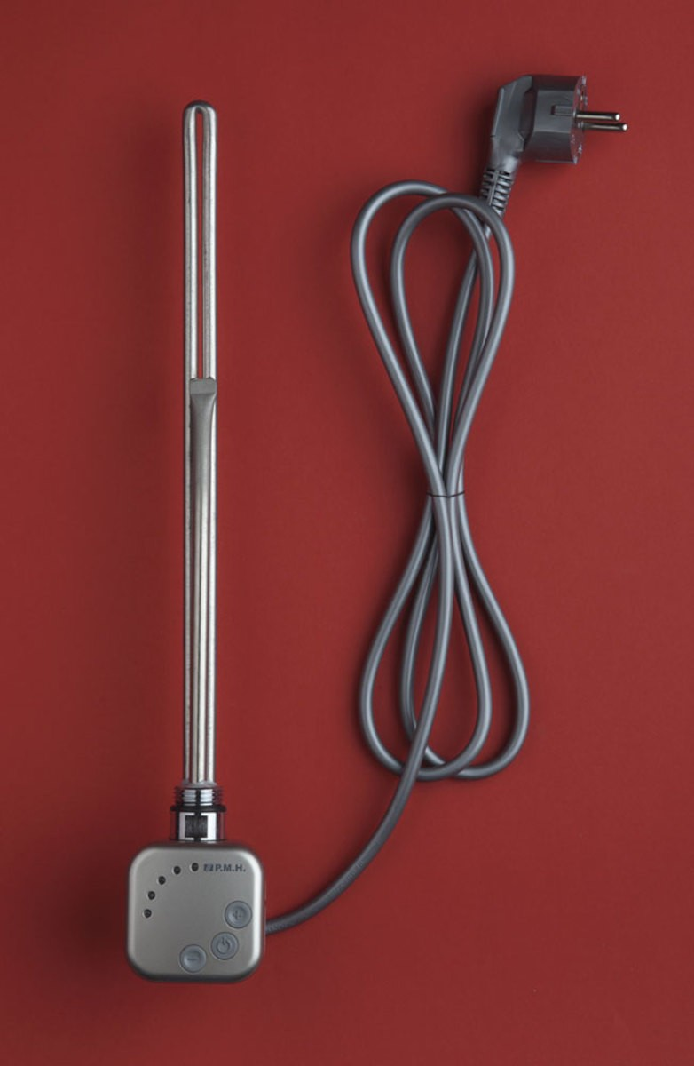 Vyhr.tyč s termostatom 600W MS rov.kabel HT2600MSR