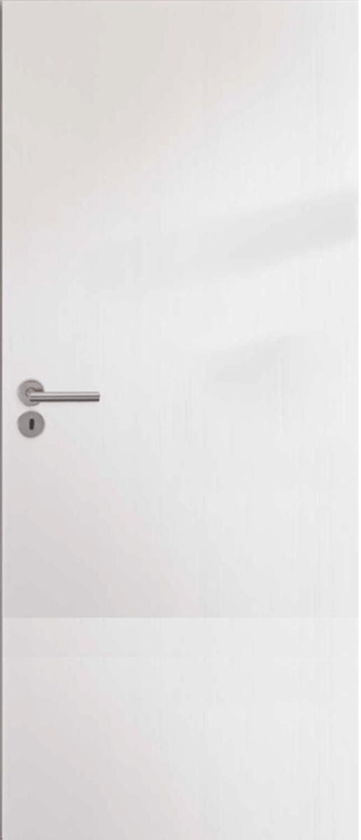 Interiérové dvere Naturel Ibiza pravé 60 cm biele IBIZABF60P