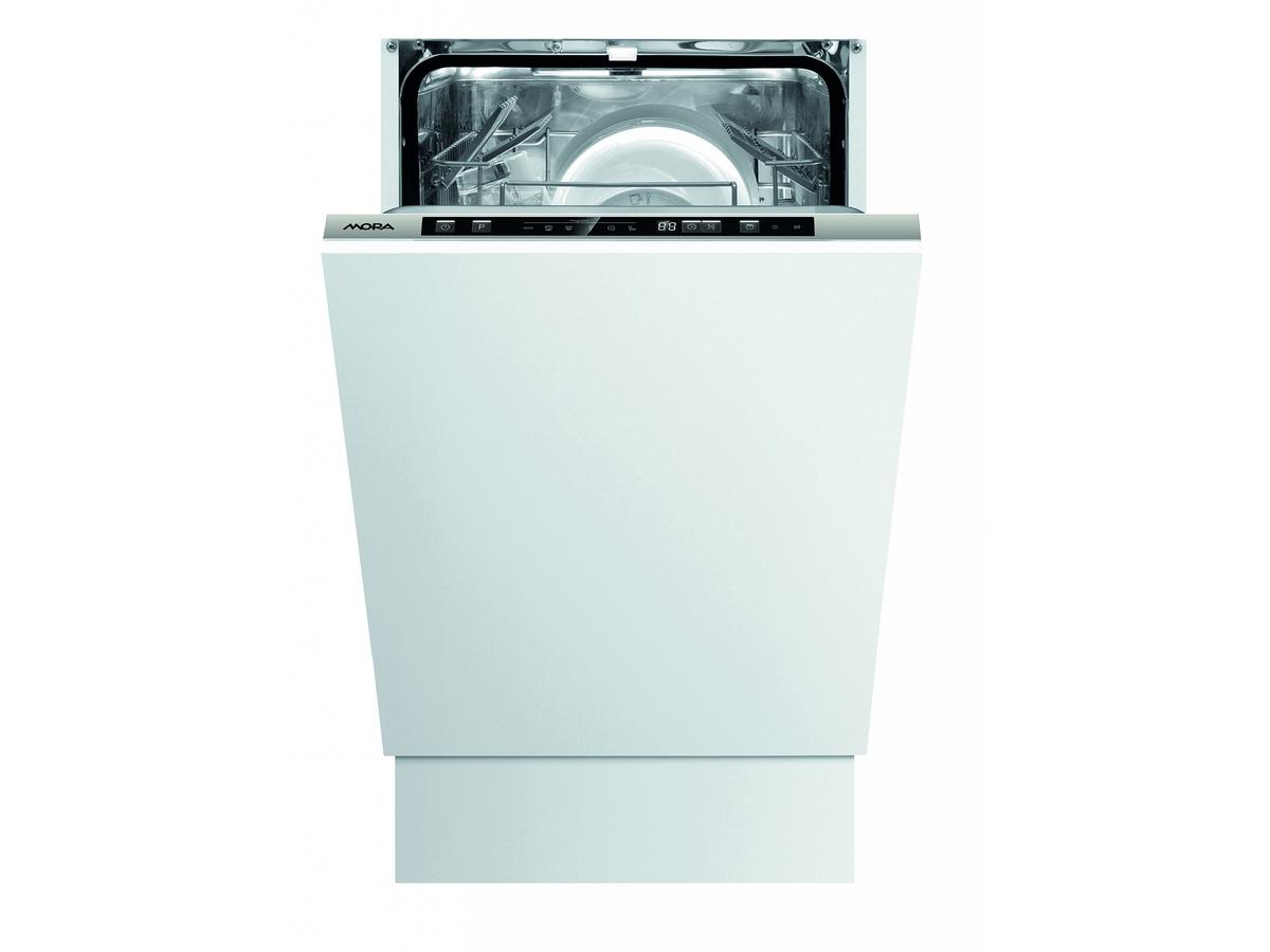 Vstavná umývačka riadu s ovládacím panelom MORA 45 cm IM565
