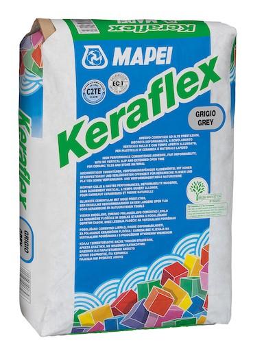 Lepidlo Mapei KERAFLEX šedá 25 kg C2TE KERAFLEX254
