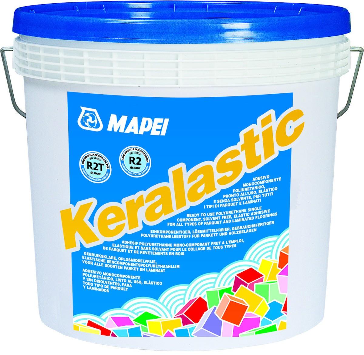 Lepidlo Mapei Keralastic šedá 10 kg R2 KERALASTIC10