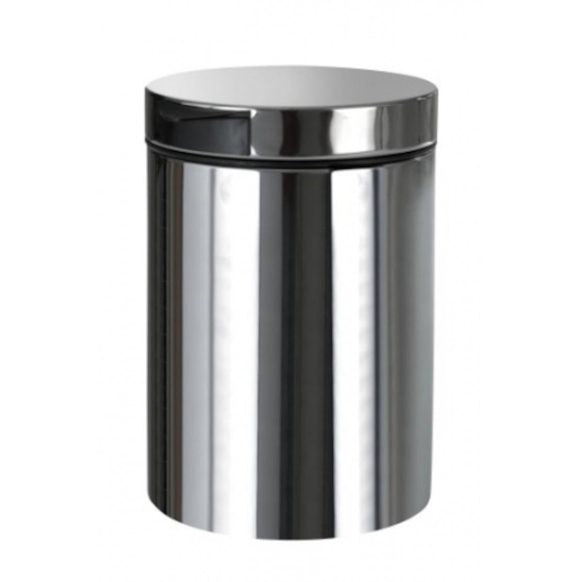 Odpadkový kôš závesný Bemeta 3 l nerez mat 125115055A