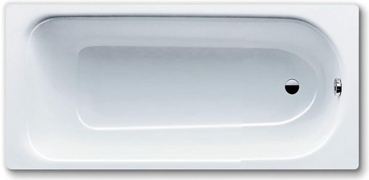 Obdĺžniková vaňa Kaldewei EUROWA 150x70cm smaltovaná oceľ alpská biela 119600010001 - Kaldewei Eurowa 150 x 70 cm 119600010001