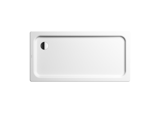 Sprchová vanička obdĺžniková Kaldewei Duschplan Xxl 140x75 cm smaltovaná oceľ alpská biela 432500013001