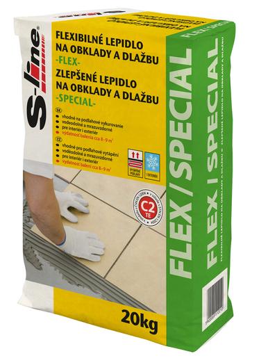 Lepidlo S-Line Special šedá 20 kg C2TE, LFLEX20