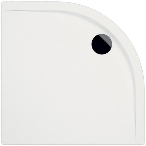 Sprchová vanička štvrťkruhová Teiko Limo 90x90 cm akrylát V131090N62T02001