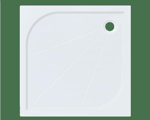 Sprchová vanička štvorcová Siko Limnew 90x90 cm liaty mramor LIMNEW90Q