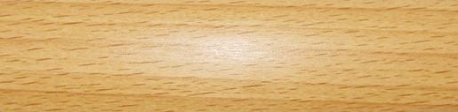 Lišta prechodová hliník buk, dĺžka 90 cm, šírka 40 mm, LP4B90