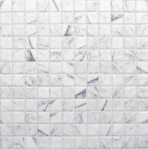 Sklenená mozaika Marble callacata 30x30 cm mat MOSCALACATTA