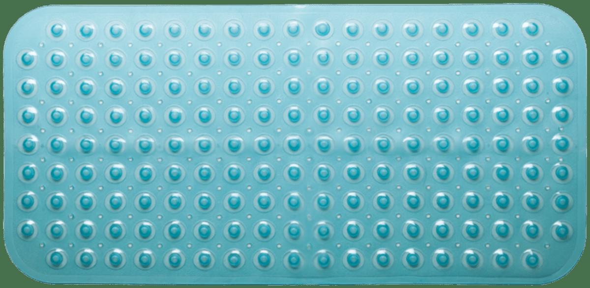 Protišmyková podložka do kúpeľne Multi 79x38 cm modrá PRED201