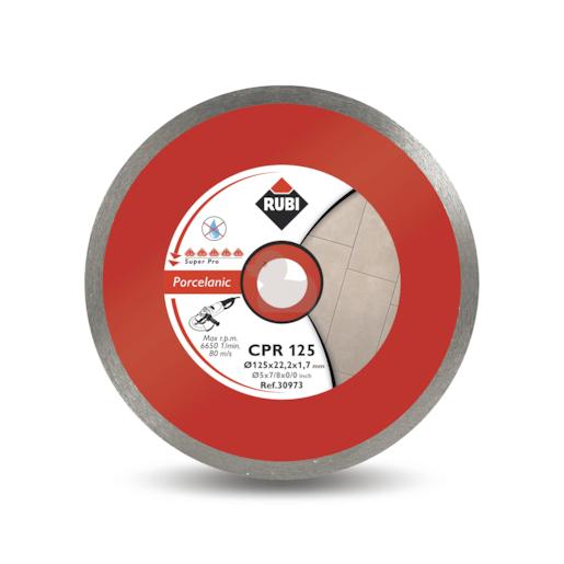 Diamantový Kotúč kontinualni Rubi CPR 125 Superpro R30973