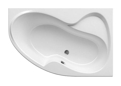 Asymetrická vaňa Ravak Rosa Ii 170x105 cm akrylát pravá C421000000