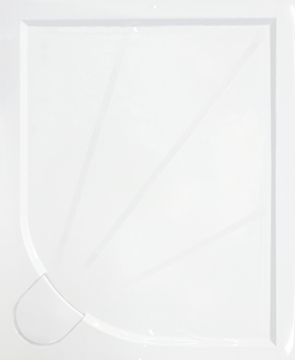 Sprchová vanička obdĺžniková Siko Limcc 100x90 cm liaty mramor SIKOLIMCC10090