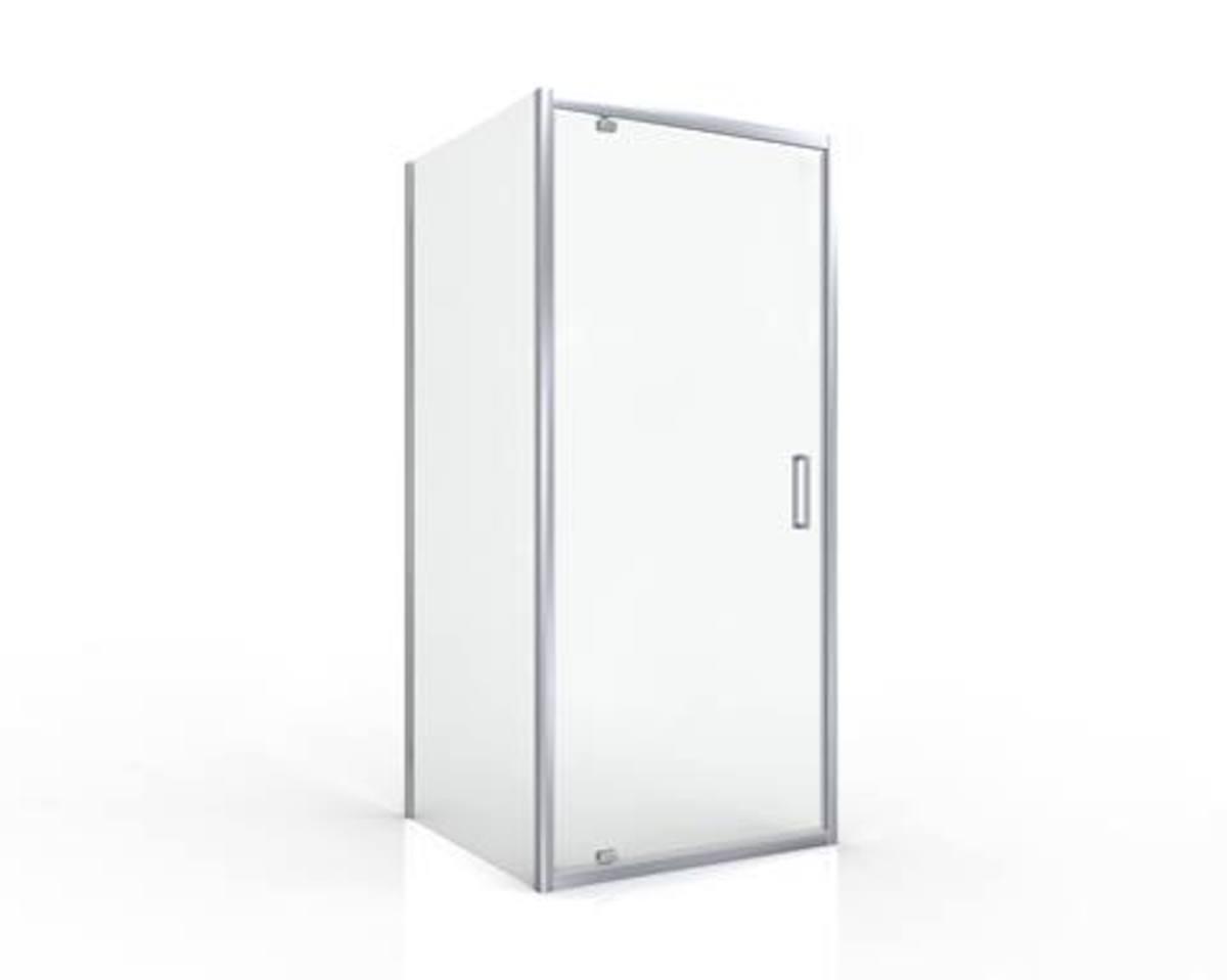 Sprchové dvere 100x100 cm Huppe Next SIKONEXTP100STE100