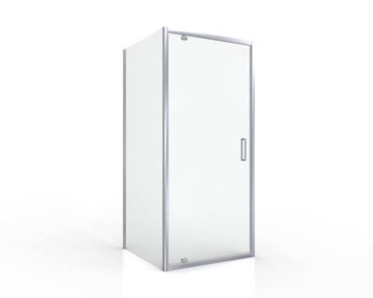 Sprchové dvere 90 cm Huppe Next SIKONEXTP90STENA80