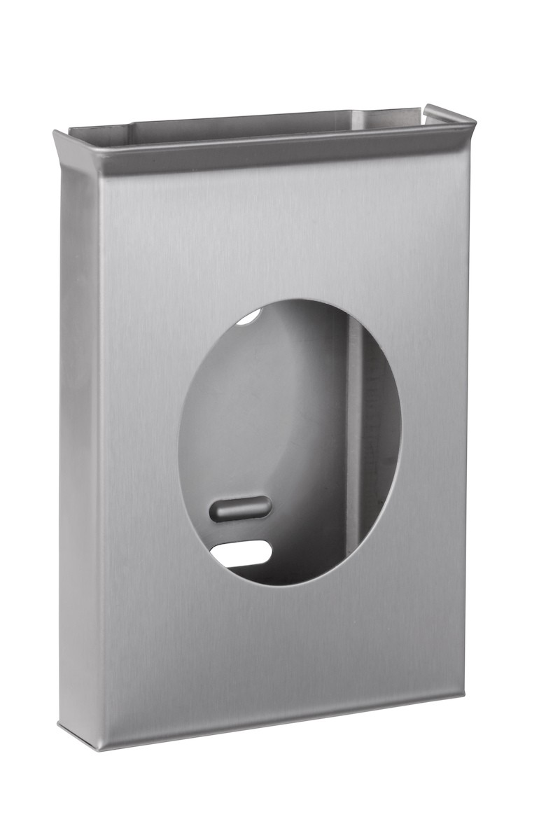 Zásobník na hygienické vrecká Sanela chróm SLZN53