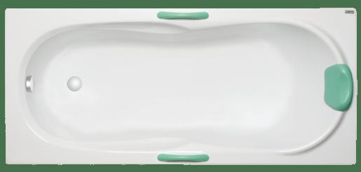 Masážna vaňa Laguna Starlette 160x70 cm akrylát SST1600HM