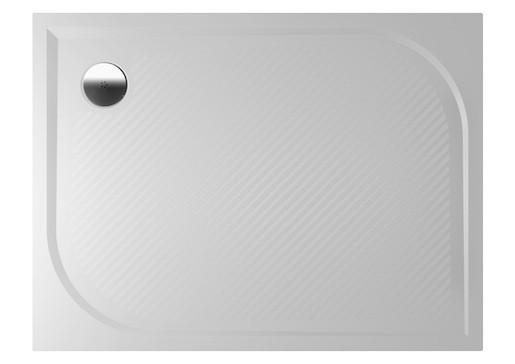 Sprchová vanička obdĺžniková Riho 100x90 cm