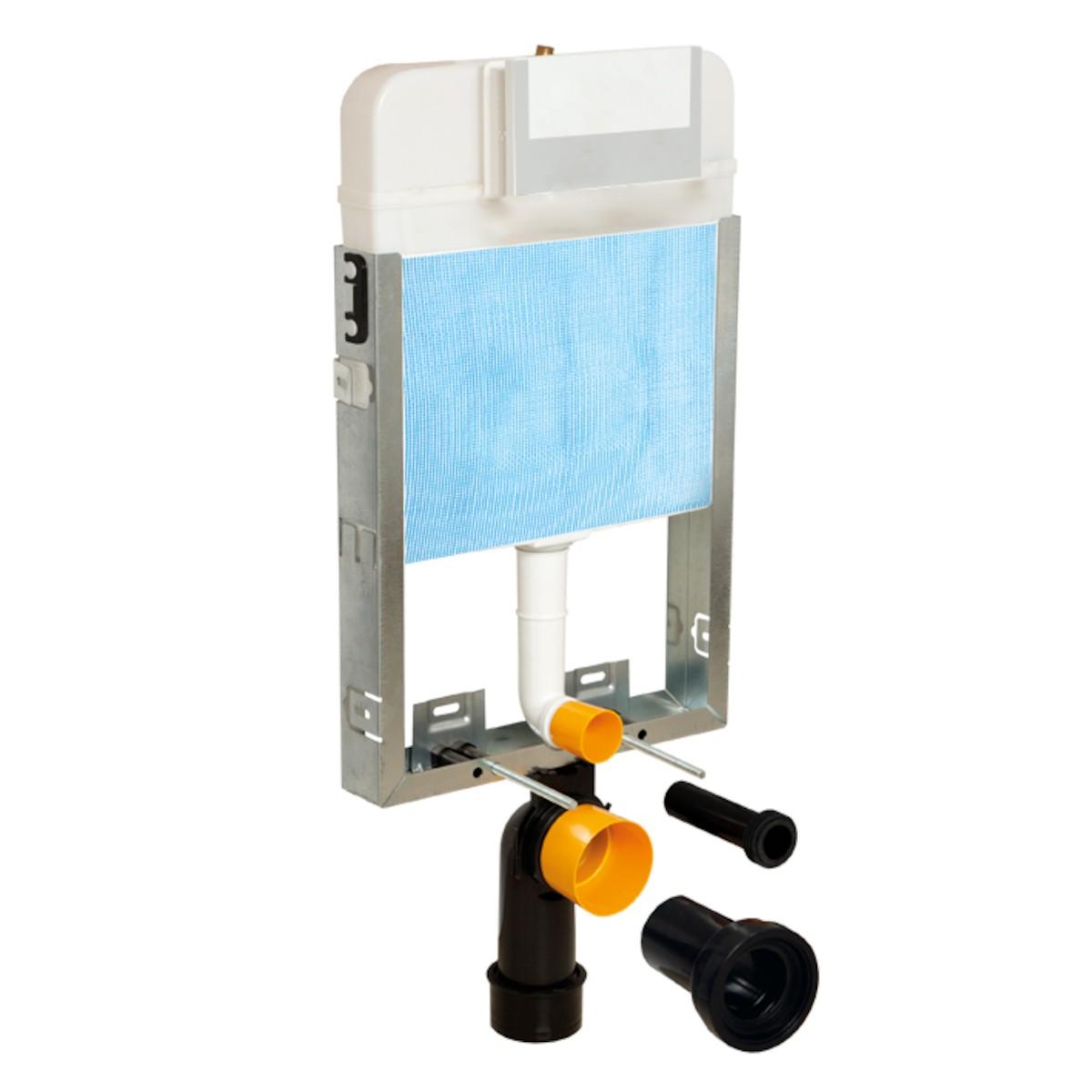 Nádržka pro zazdění k WC SIKO T020115