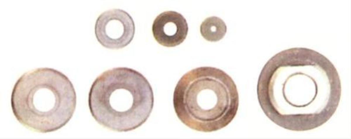 Rezacie Koliesko Enco délka řezu cm T1183