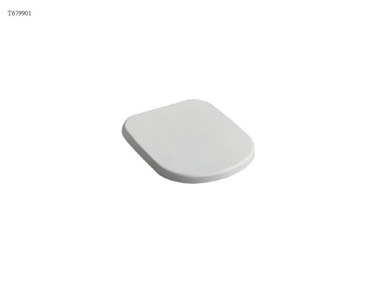 WC doska Ideal Standard Tempo biela T679901