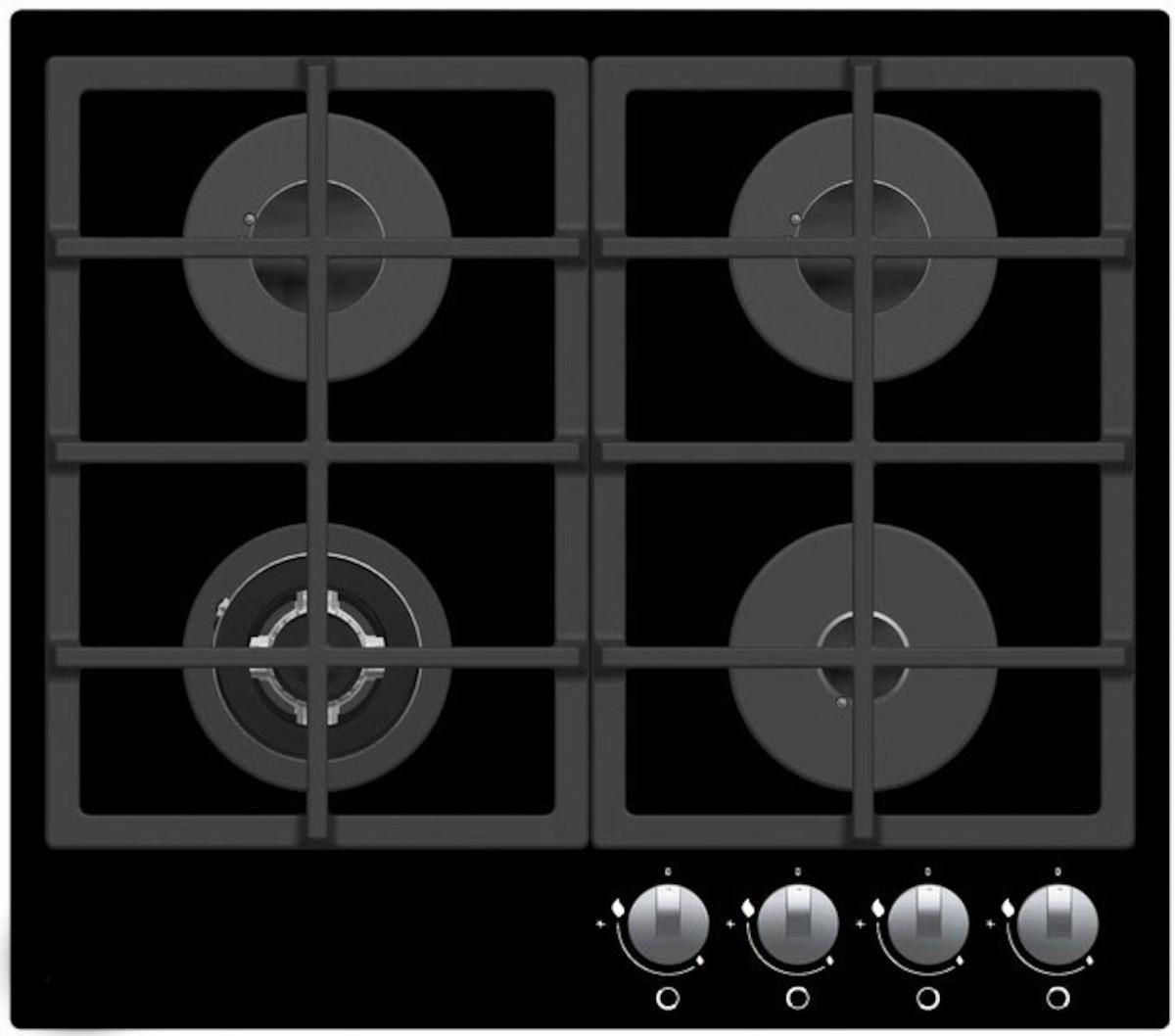 Plynová varná doska Mora čierna VDP645GB1