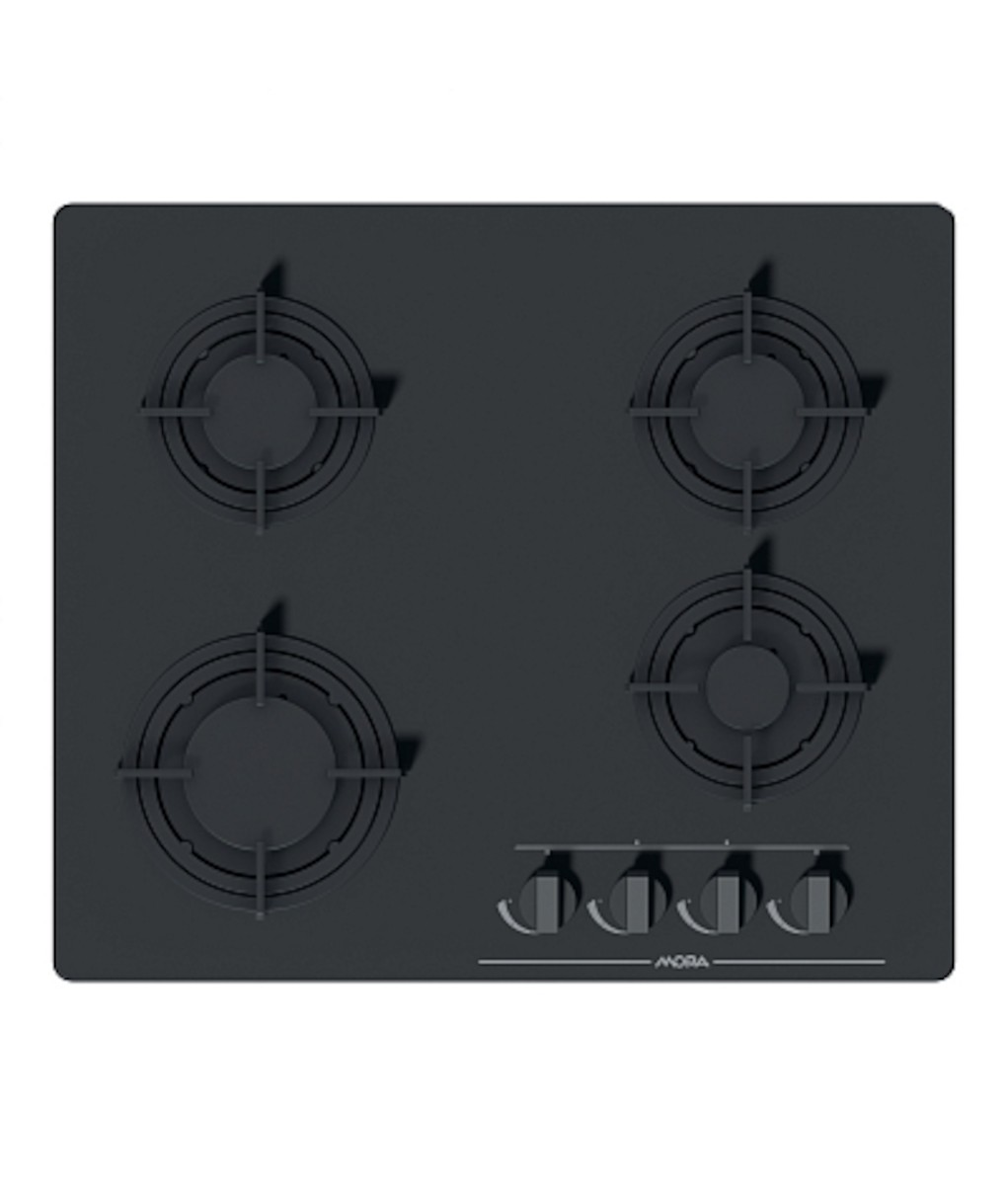 Plynová varná doska Mora čierna VDP645GB3