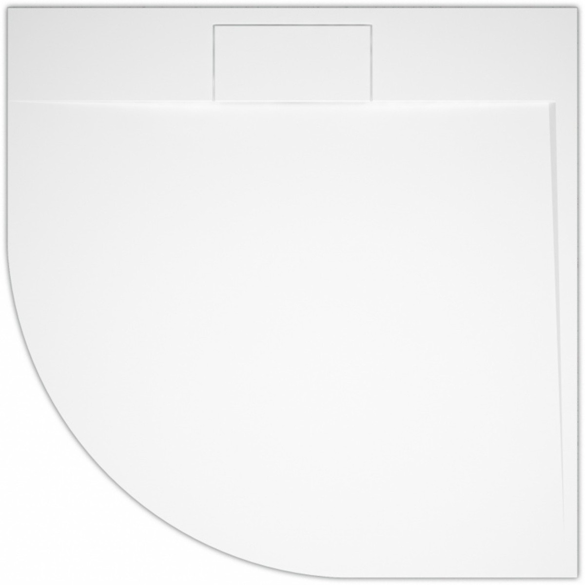 Vanička Vente-K 90/90/3 cm litý mramor