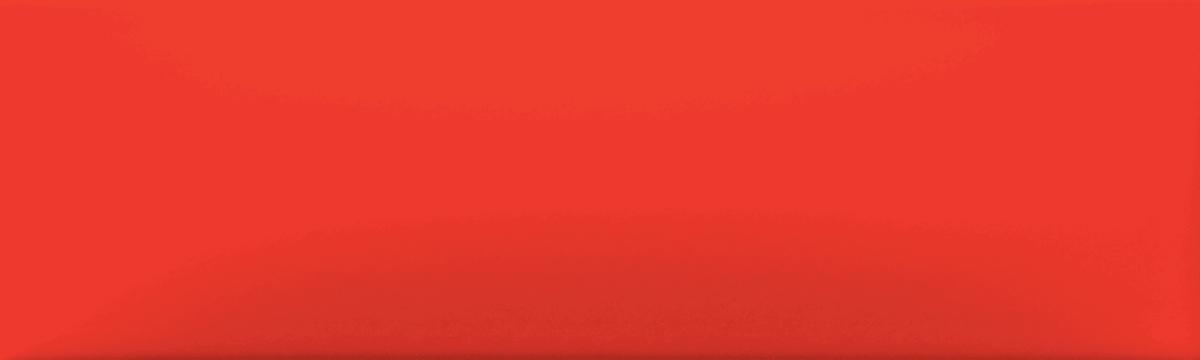 Dekor Rako Concept Plus červená 6x20 cm lesk WARDT002.1