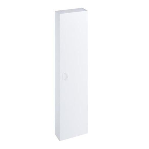Kúpeľňová skrinka vysoká Ravak Comfort 40x160x16,5 cm biela lesk X000001382